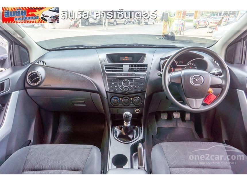 2013 Mazda BT-50 PRO Hi-Racer Pickup