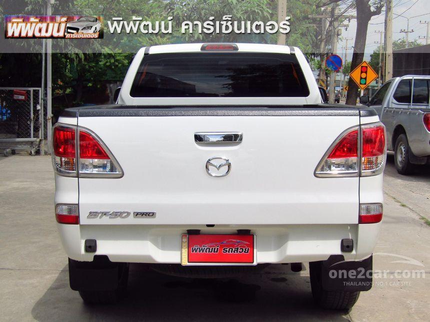 2014 Mazda BT-50 PRO Hi-Racer Pickup