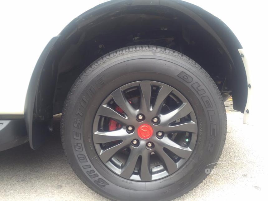 2013 Mazda BT-50 PRO Hi-Racer PROSERIES Pickup
