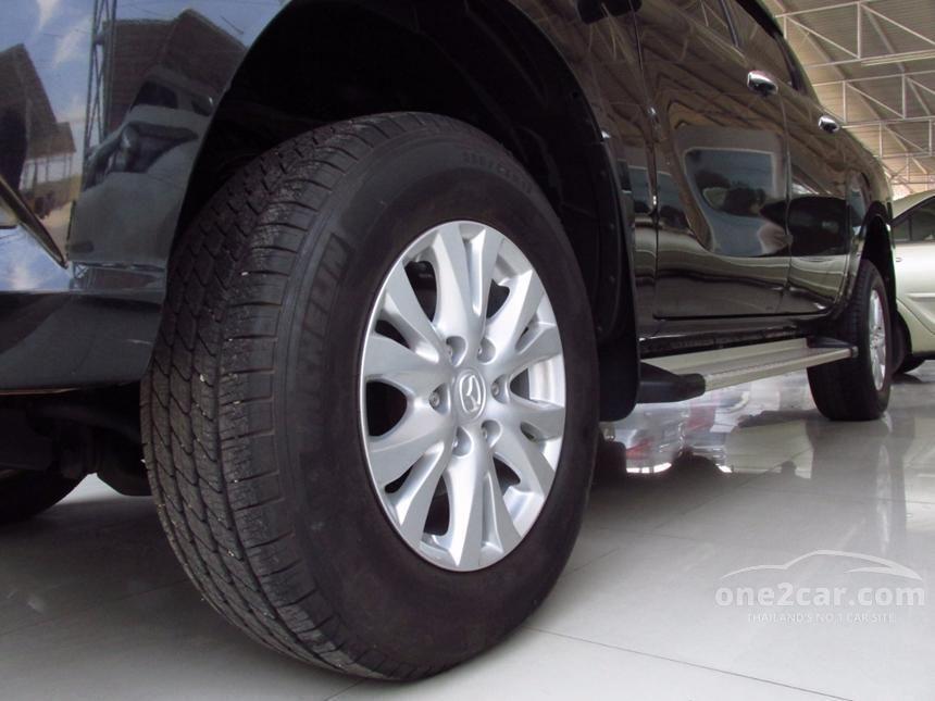 2013 Mazda BT-50 PRO R Pickup