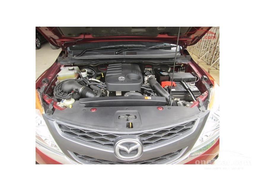 2012 Mazda BT-50 PRO R Pickup