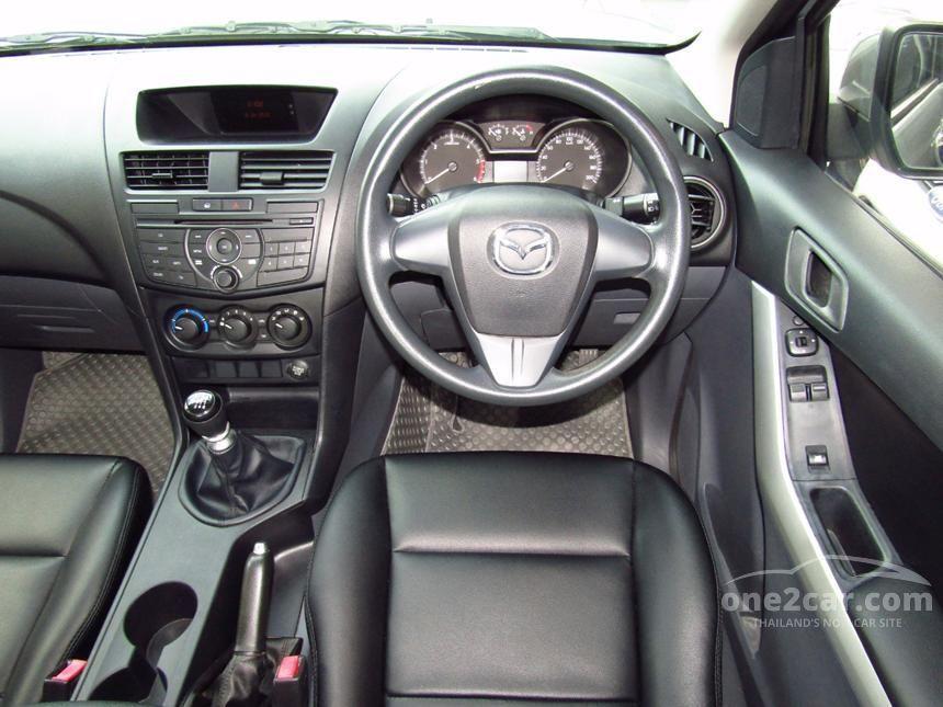 2012 Mazda BT-50 PRO V Pickup