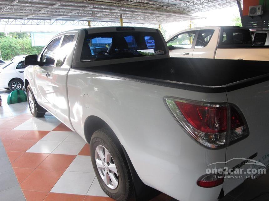 2013 Mazda BT-50 PRO V Pickup