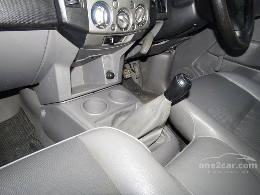 2012 Mazda BT-50 S Pickup