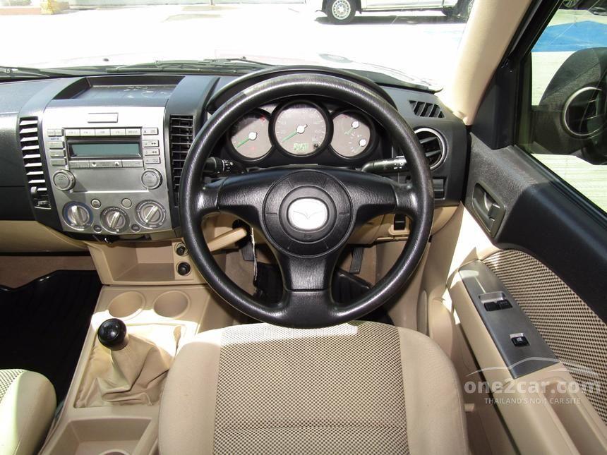 2007 Mazda BT-50 S Pickup