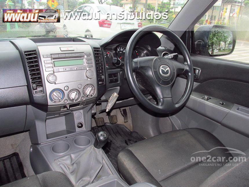 2012 Mazda BT-50 V Pickup