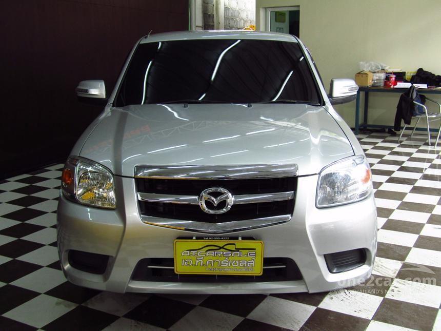 2010 Mazda BT-50 V Pickup