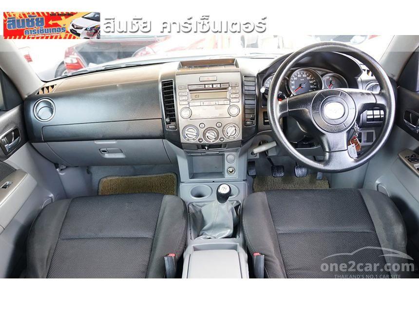 2007 Mazda BT-50 V Pickup