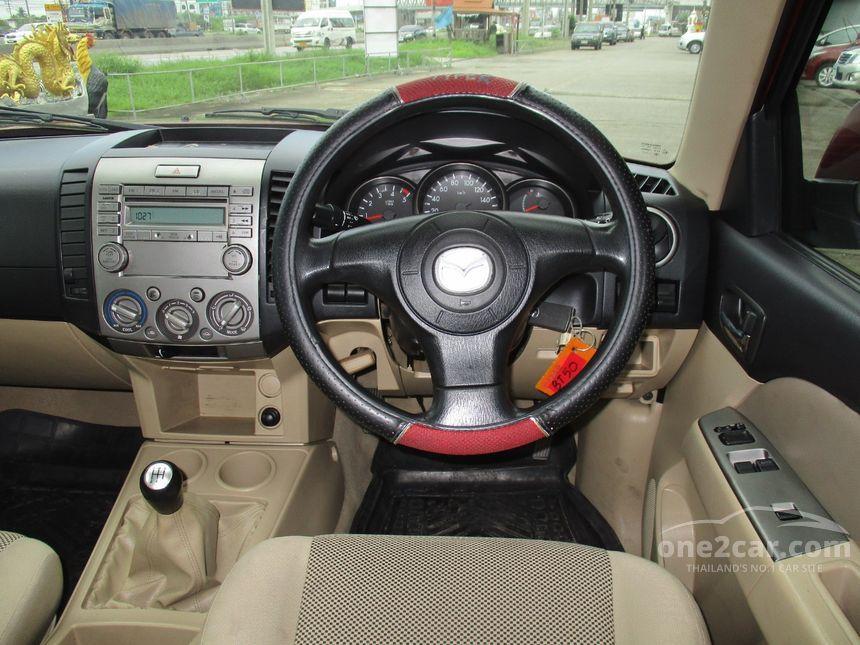 2008 Mazda BT-50 V Pickup