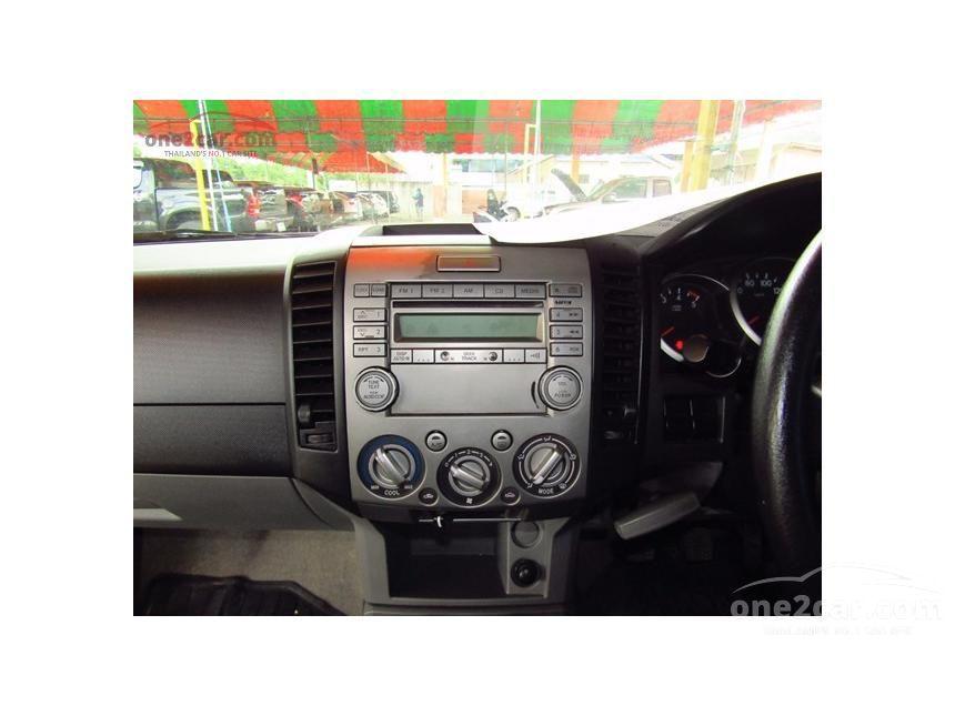 2011 Mazda BT-50 V Pickup