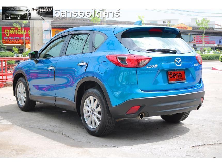 2014 Mazda CX-5 C SUV