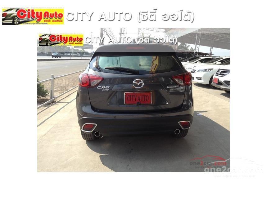 2014 Mazda CX-5 XDL SUV