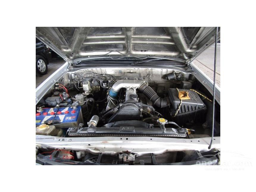 2004 Mazda Fighter Base Pickup