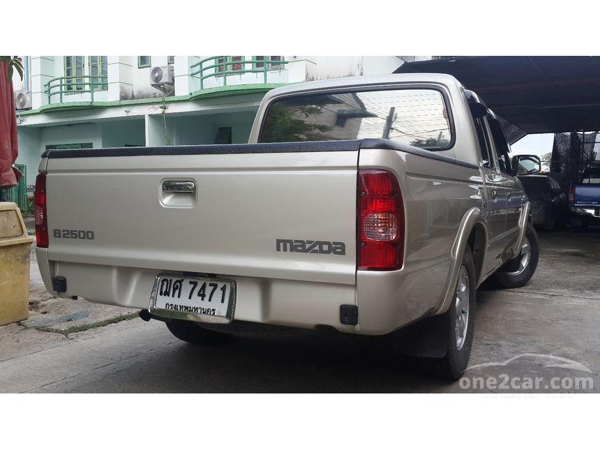 2005 Mazda Fighter Lux Pickup