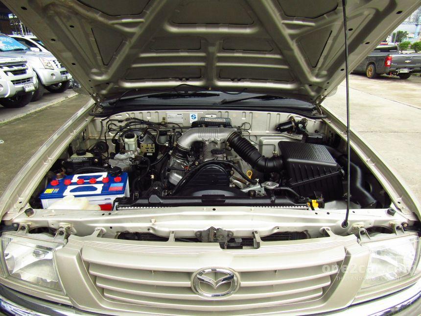 2006 Mazda Fighter Mid Pickup