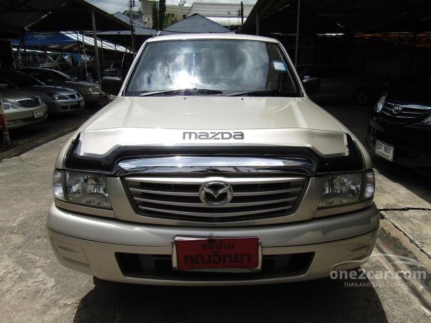 2005 Mazda Fighter Super Saloon Pickup