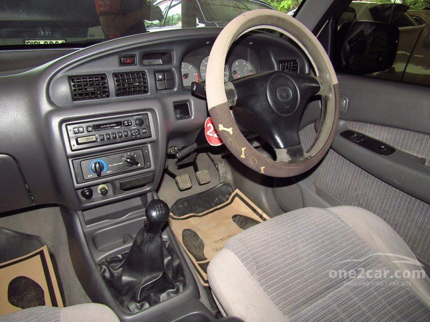 2002 Mazda Fighter Super Saloon Pickup