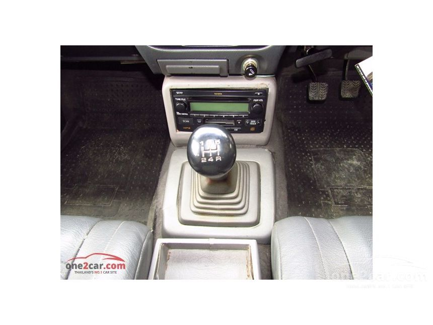 1998 Mazda Fighter Super Saloon Pickup