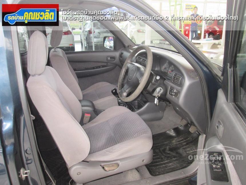 2001 Mazda Fighter Super Saloon Pickup