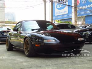 2012 Mazda MX-5 1.6 (ปี 92-98) Convertible MT