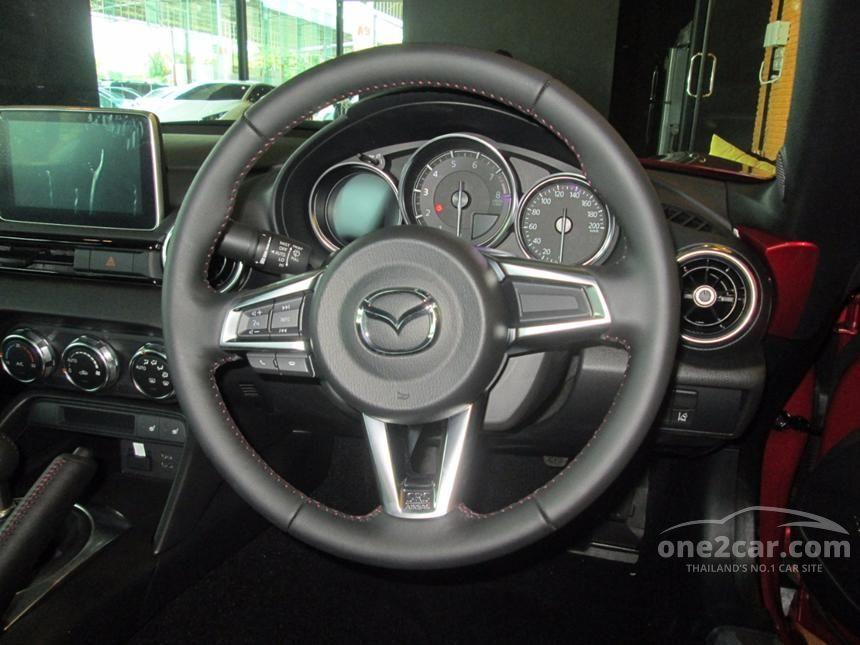 2016 Mazda MX-5 Convertible