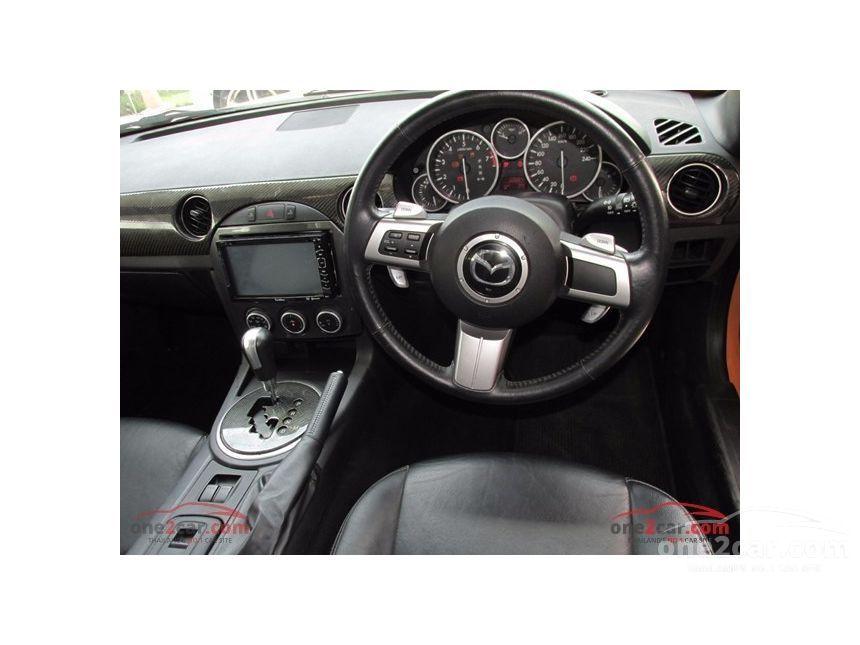2010 Mazda MX-5 Convertible