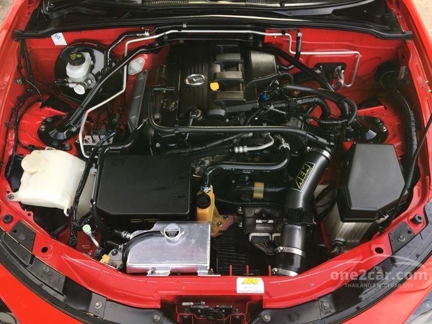2008 Mazda MX-5 Convertible