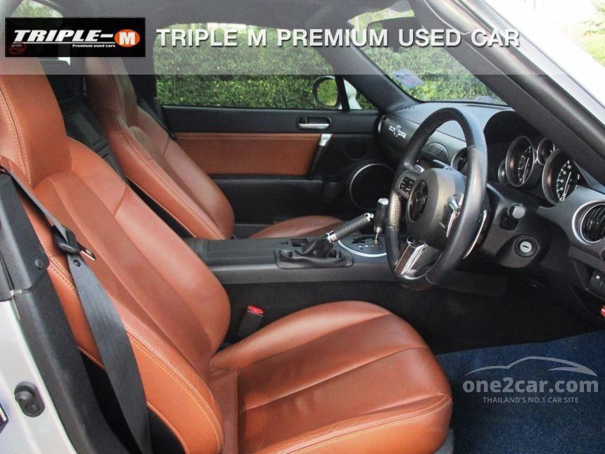 2009 Mazda MX-5 Convertible