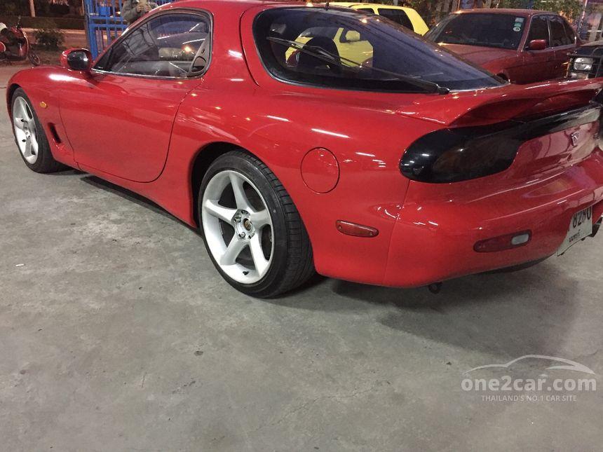 1993 Mazda RX-7 FD Coupe