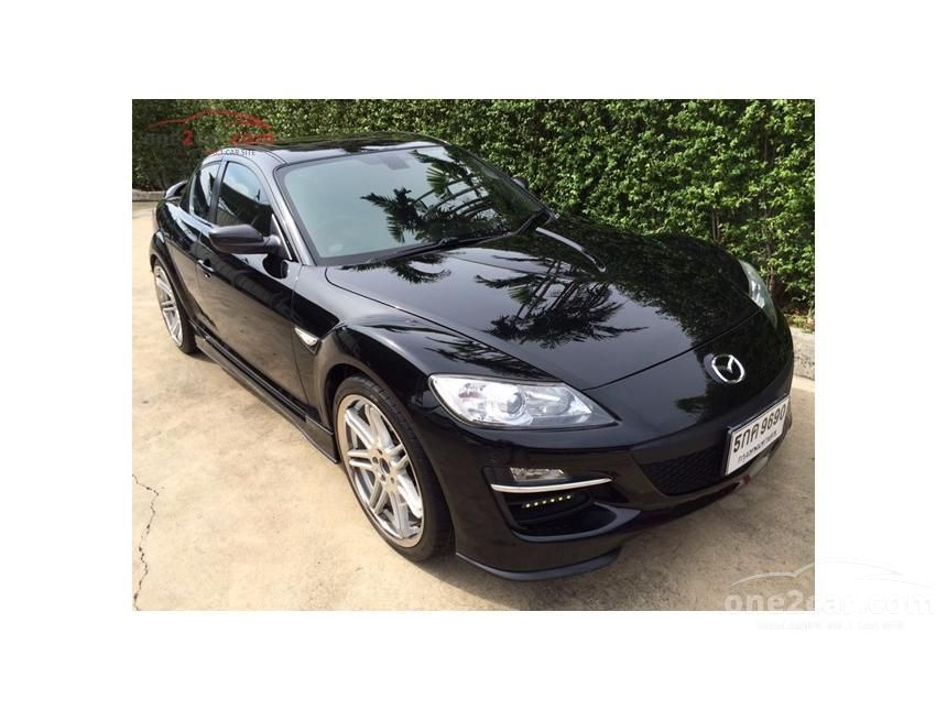 2010 Mazda RX-8 Roadster Coupe