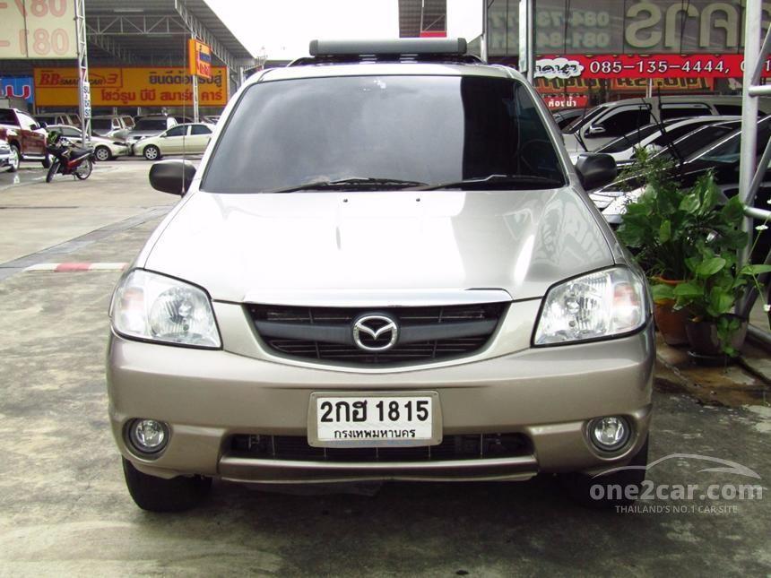 2004 Mazda Tribute SDX SUV