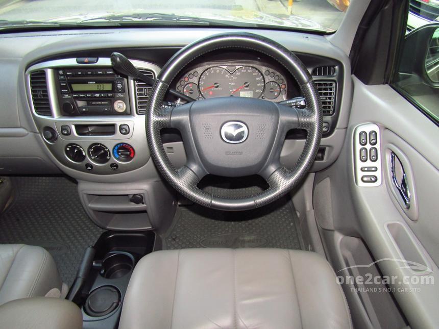 2003 Mazda Tribute SDX SUV