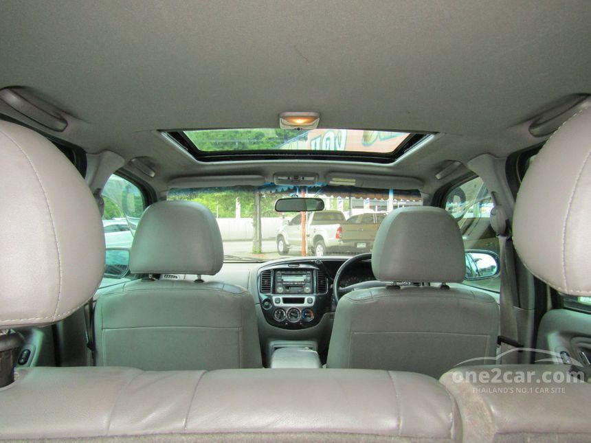 2003 Mazda Tribute Victory SUV