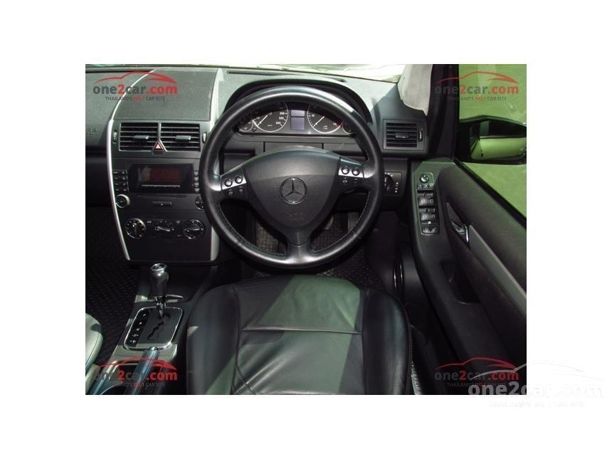 2005 Mercedes-Benz A170 Avantgarde Hatchback