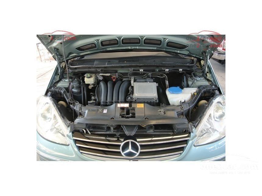 2006 Mercedes-Benz A170 Avantgarde Hatchback