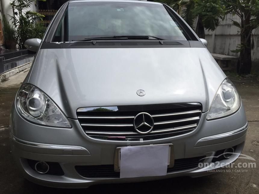 2006 Mercedes-Benz A170 Avantgarde Hatchback