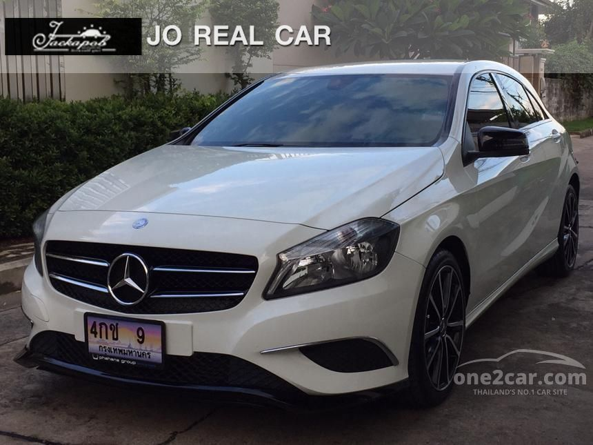 2015 Mercedes-Benz A180 AMG Hatchback
