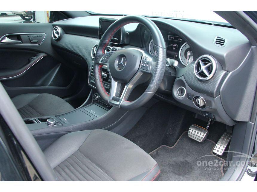 2015 Mercedes-Benz A180 AMG Hatchback