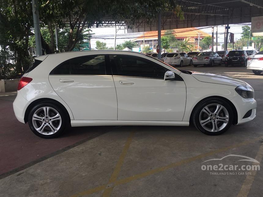 2013 Mercedes-Benz A180 Style Hatchback