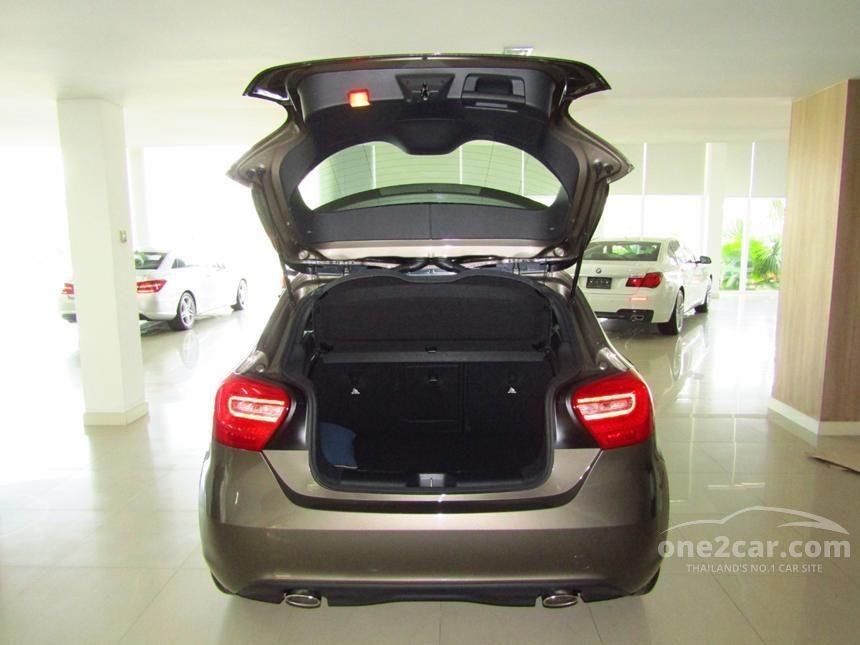 2014 Mercedes-Benz A180 Style Hatchback