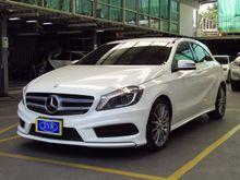 2015 Mercedes-Benz A180 BlueEFFICIENCY W176 (ปี 12-16) Urban 1.6 AT Hatchback