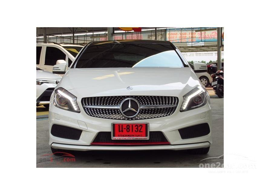 2015 Mercedes-Benz A250 Sport Hatchback