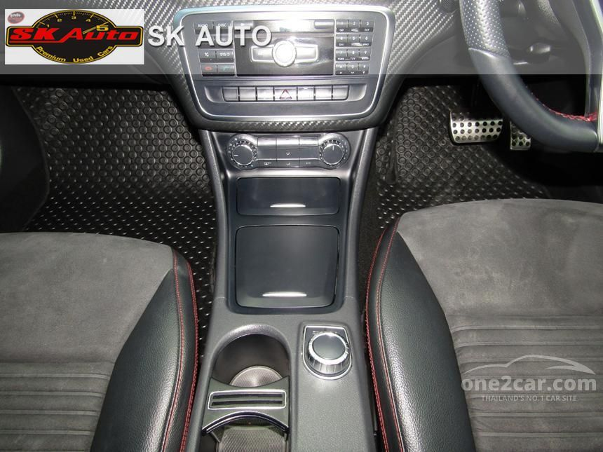 2014 Mercedes-Benz A250 Sport Hatchback
