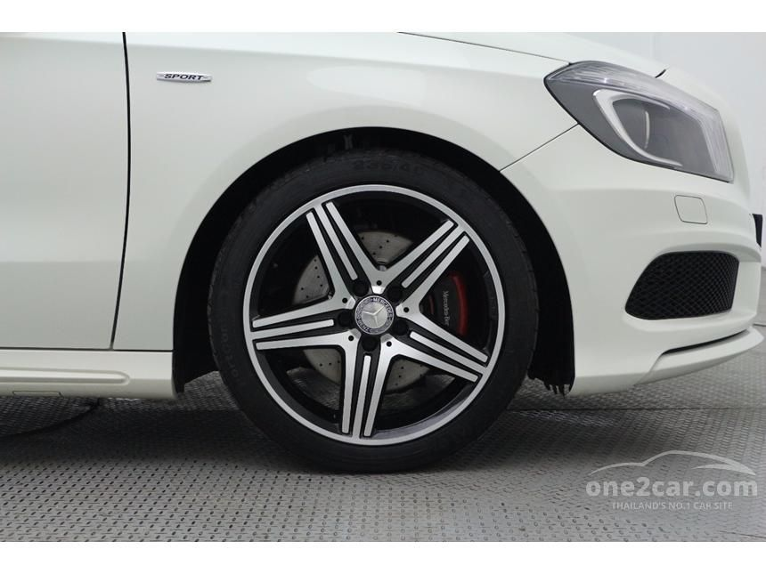 2013 Mercedes-Benz A250 Sport Hatchback