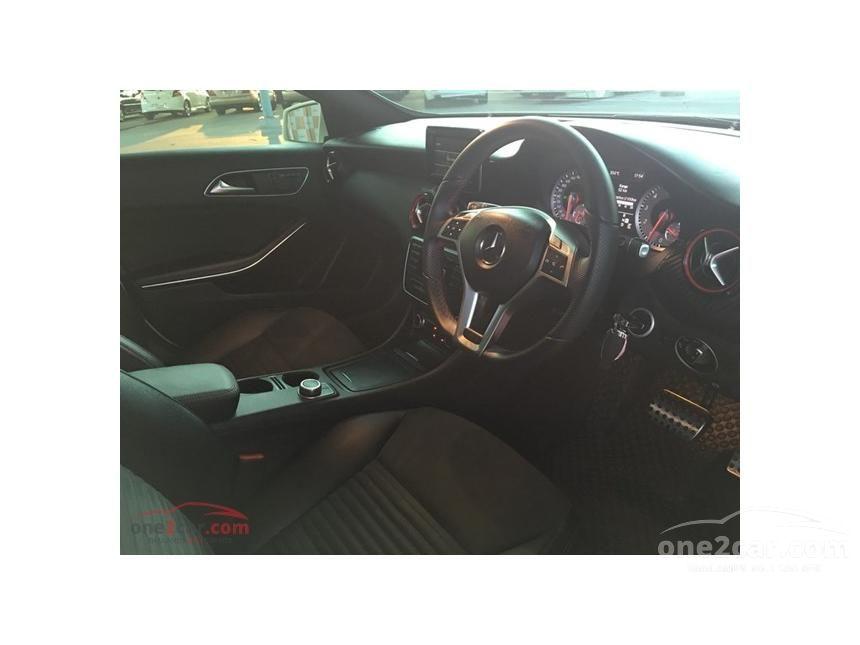 2013 Mercedes-Benz A250 Sport Hatchback