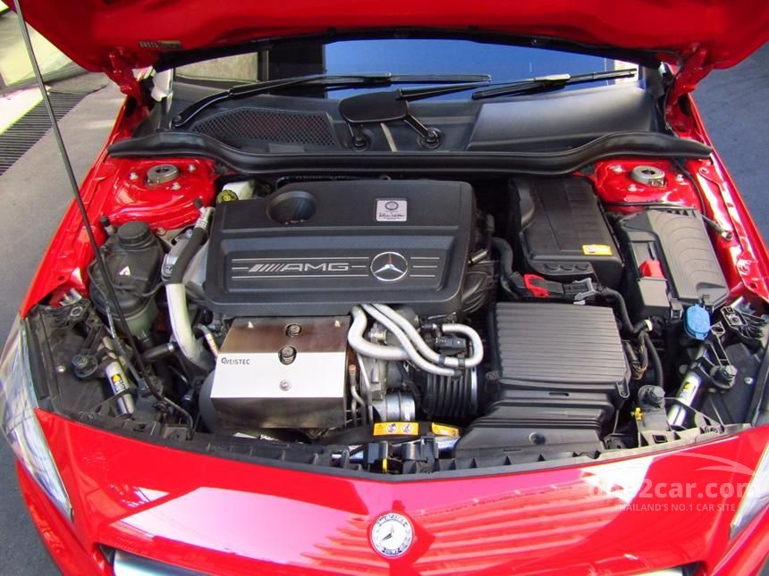 2015 Mercedes-Benz A45 AMG Hatchback