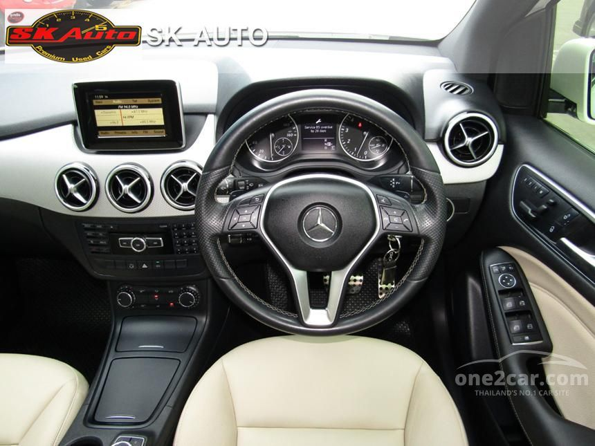 2012 Mercedes-Benz B180 Sports Hatchback