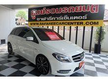 2013 Mercedes-Benz B180 CDI W246 (ปี 11-16) Sport 1.6 AT Hatchback