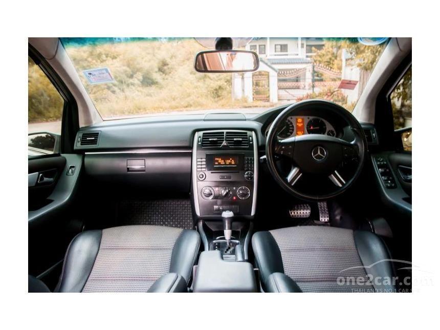 2006 Mercedes-Benz B180 CDI Sport Tourer Hatchback