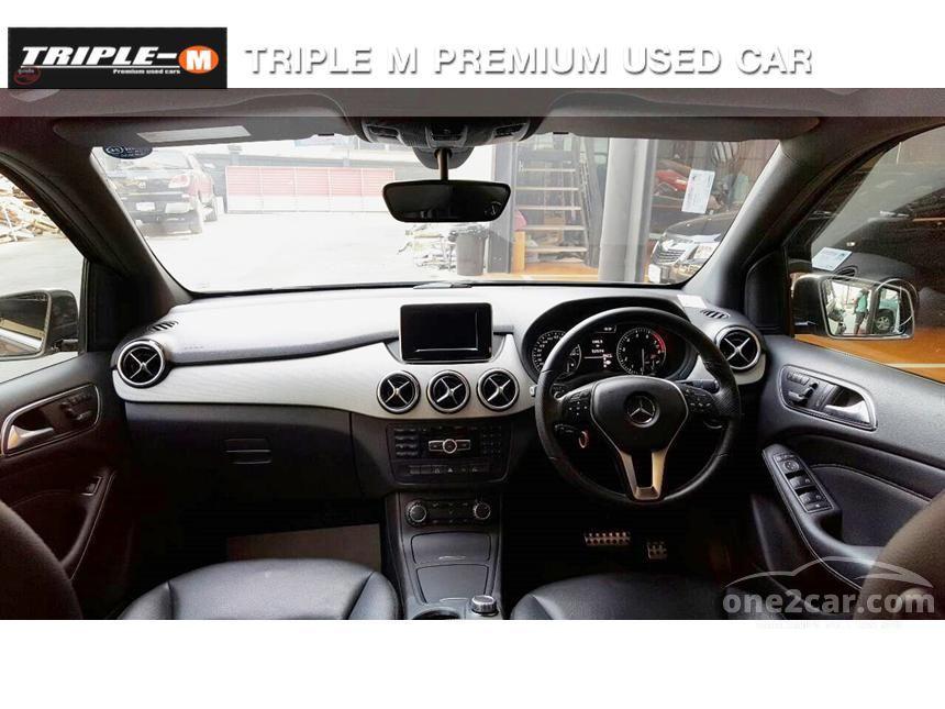 2013 Mercedes-Benz B200 Sports Hatchback